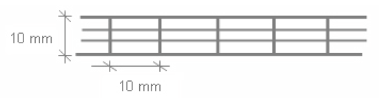 Polycarbonaat Platen Technische Fiche 10 mm